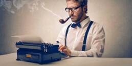 ادعای نویسنده بودن
