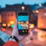 اصول و راهنمای عکاسی با موبایل
