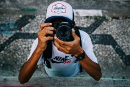 اعتماد به نفس در عکاسی