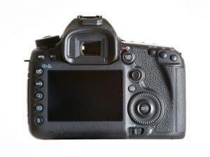 دوربین با صفحهی نمایش ثابت