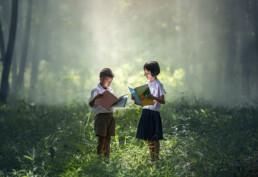 رمان نوجوان - ماجرای کودکانی که یاد گرفتند چطور با ترسهایشان کنار بیایند