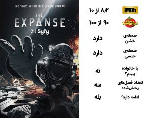 معرفی سریال Expanse