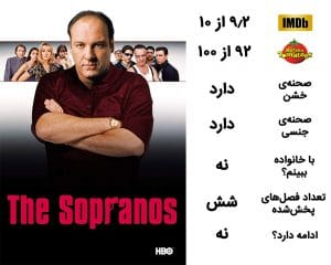 معرفی سریال Sopranos