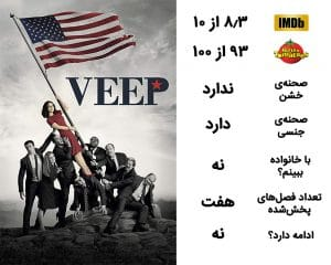 معرفی سریال Veep