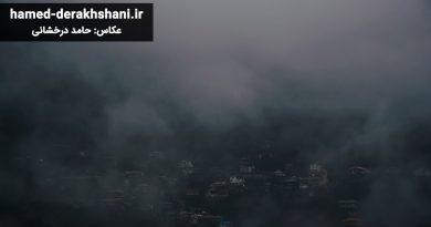مجموعه عکس: پرسه در مه