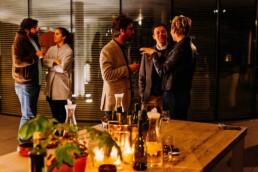 گفتوگوهای بهتر در مهمانیها و رویدادها