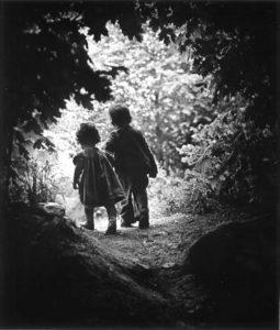 یوجین اسمیت - قدمزنان تا باغ بهشت
