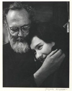یوجین اسمیت و همسرش آیلین