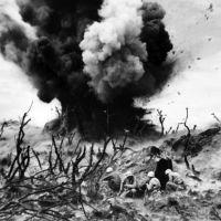 یوجین اسمیت - جنگ جهانی - 1
