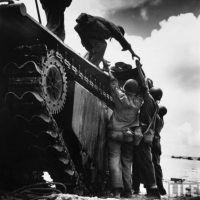 یوجین اسمیت - جنگ جهانی - 2